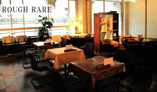 神戸三宮の人気カフェ店ラフレア