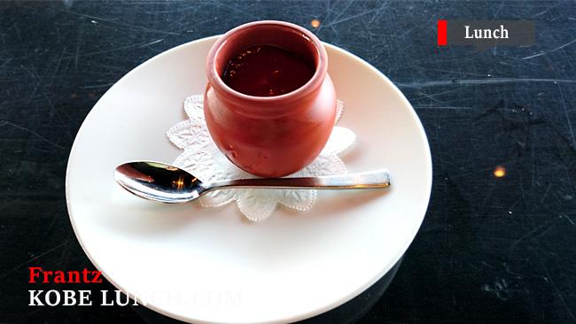 神戸フランツ魔法の壺プリン