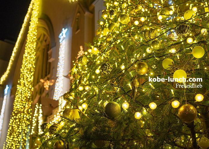 フロインドリーブ クリスマスツリー