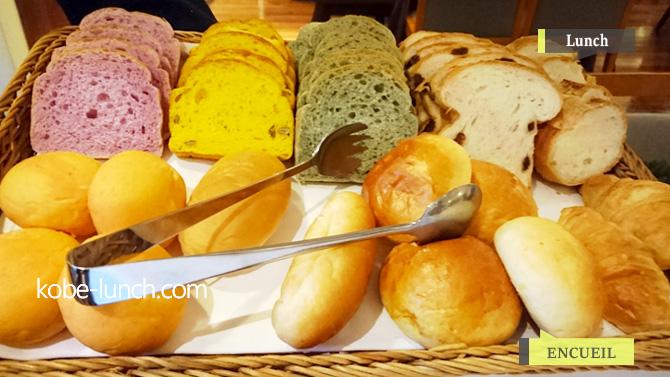 アンクィールの美味しいパン