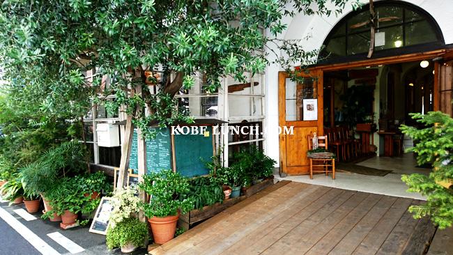 【神戸元町】モダナークファームカフェ・オーガニックランチが女性から人気【トアウエスト】