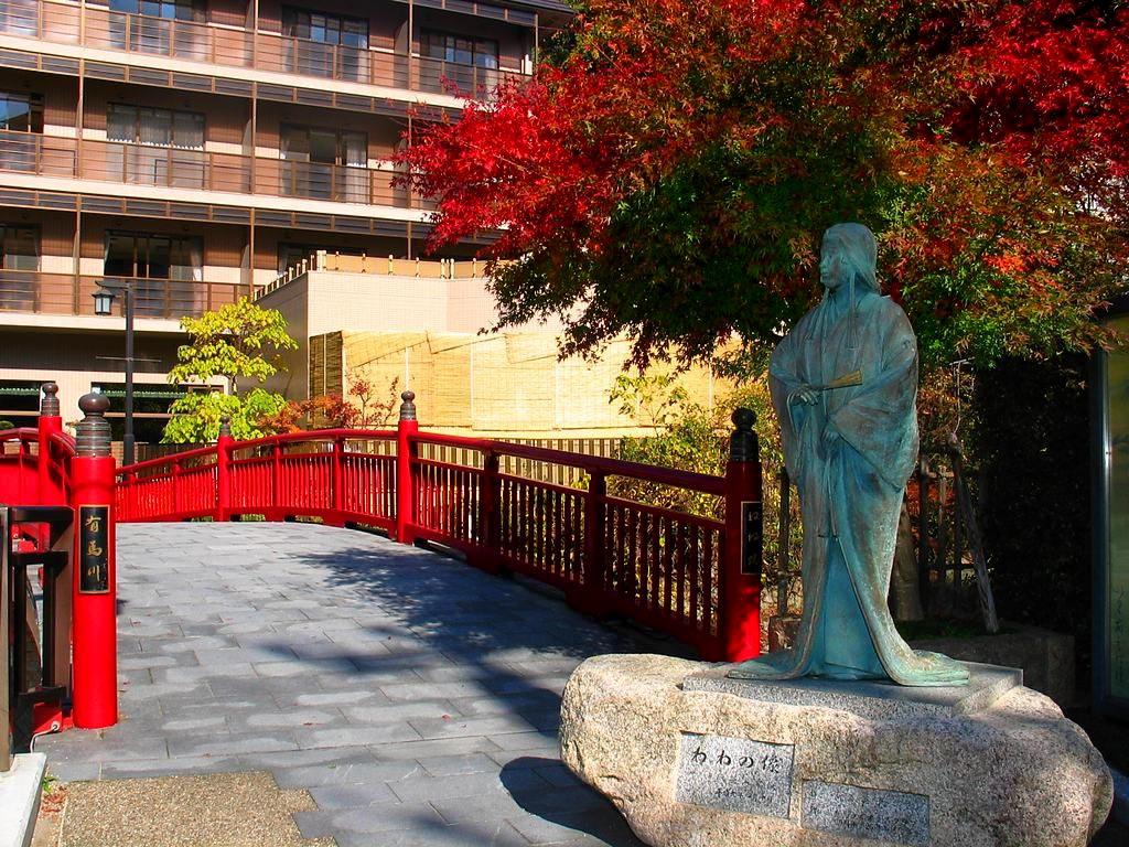 神戸の紅葉スポット 有馬温泉