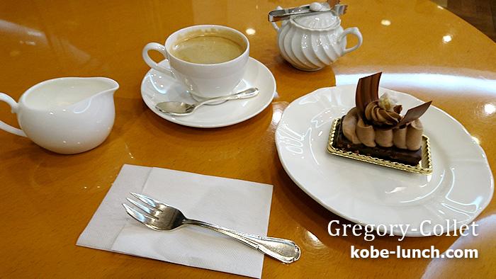 グレゴリーコレ 元町 ケーキ