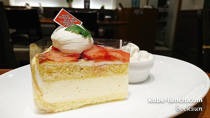 ボックサン ケーキ