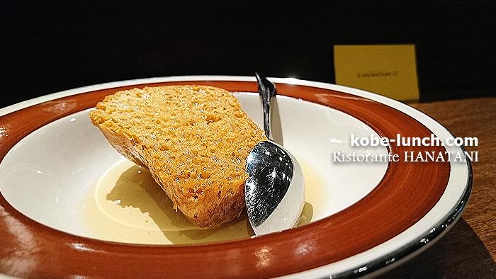 リストランテハナタニ デザート