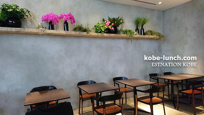 エストネーション神戸 ニコライバーグマン nomu cafe