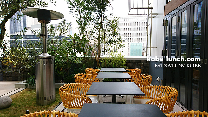 estnation神戸 カフェ