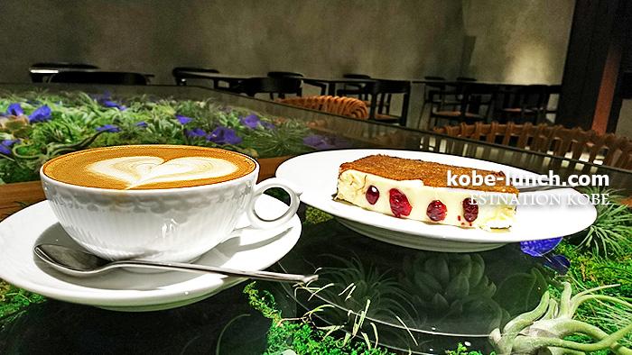 ニコライバーグマンカフェ 神戸