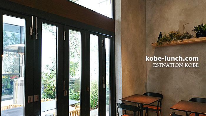 ニコライバーグマンカフェ ノムカフェ神戸