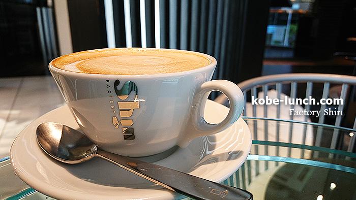 ファクトリーシン factory shin コーヒー