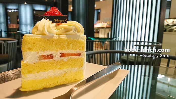 ファクトリーシン ケーキ