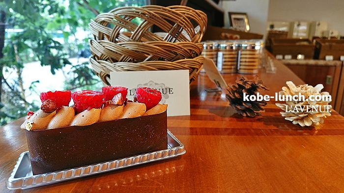 神戸ラブニューのケーキ