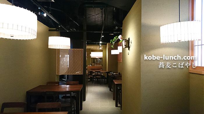 神戸北野こばやし 蕎麦