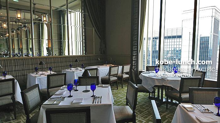 ORIENTAL HOTEL MAIN DINING