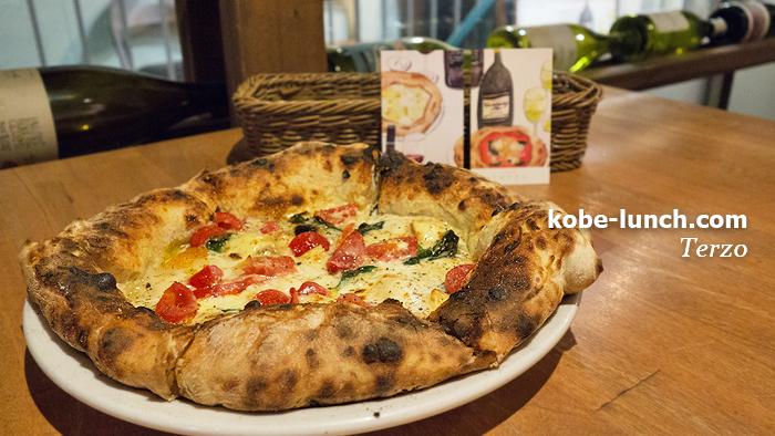 三宮 terzo ピザ