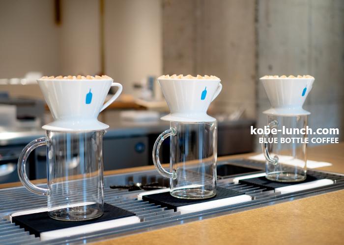 ブルーボトルコーヒー神戸カフェ店