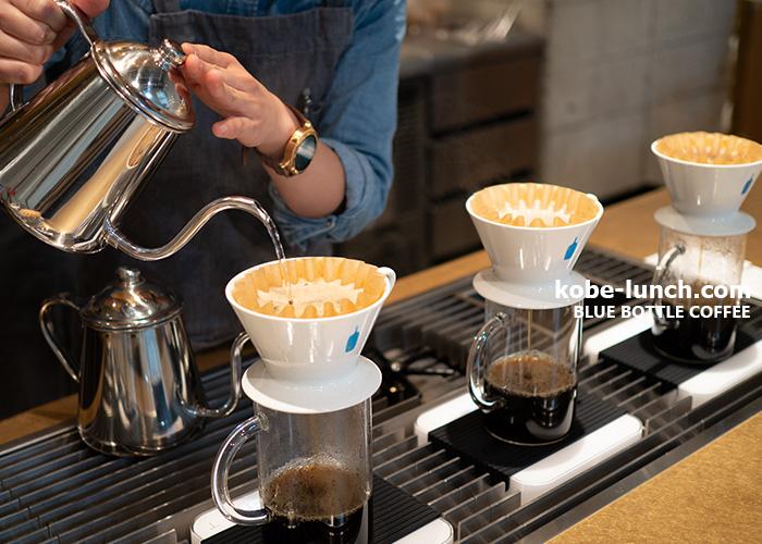ブルーボトルコーヒー ハンドドリップ