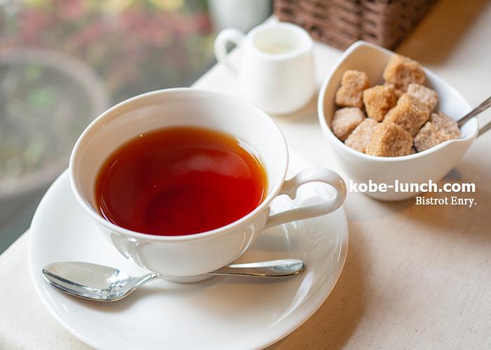 Bistrot Enry.紅茶ドリンク