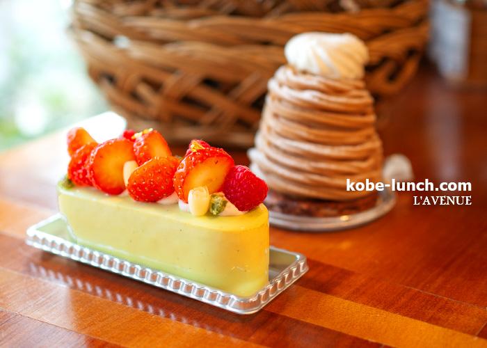 ラブニュー ケーキ 神戸