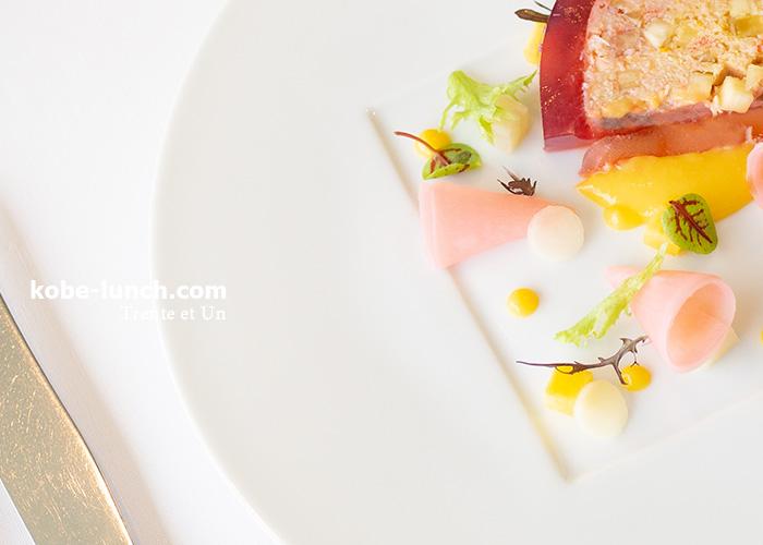 ポートピアホテル フランス料理