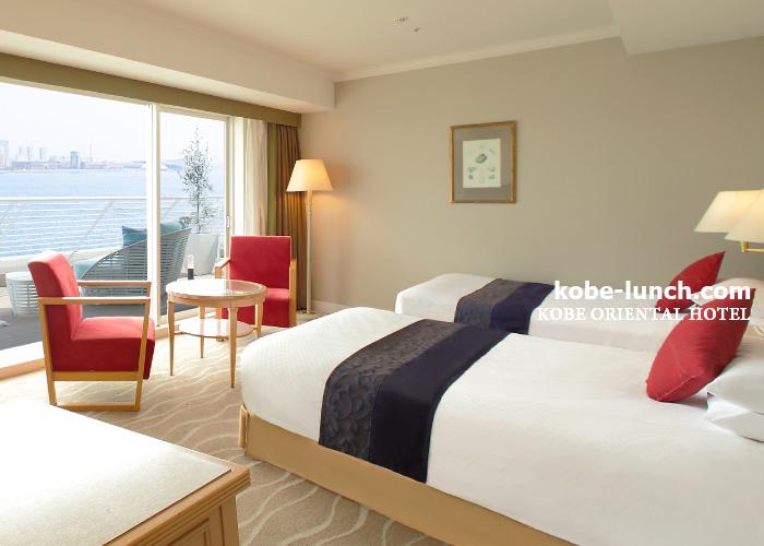 KOBE ORIENTAL HOTEL ROOM