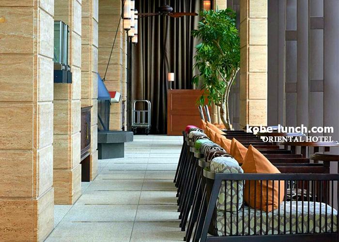 オリエンタルホテル旧居留地