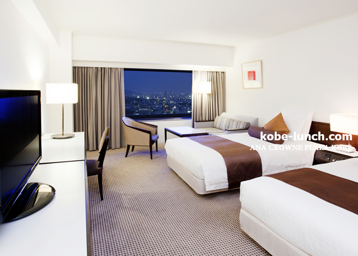anaクラウンプラザホテル神戸 客室