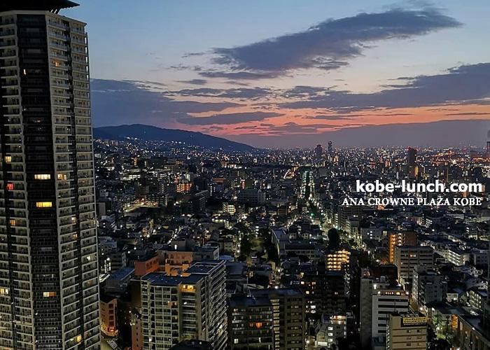 アナクラウンプラザホテル神戸
