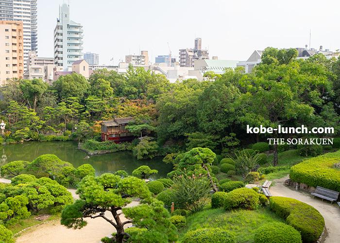 神戸元町 相楽園