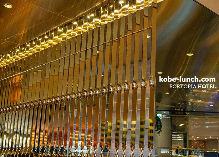 神戸ポートピアホテル ハロウィンスイーツブッフェ