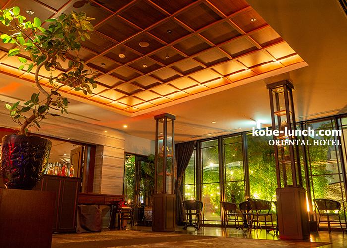 オリエンタルホテル神戸 ビアガーデン