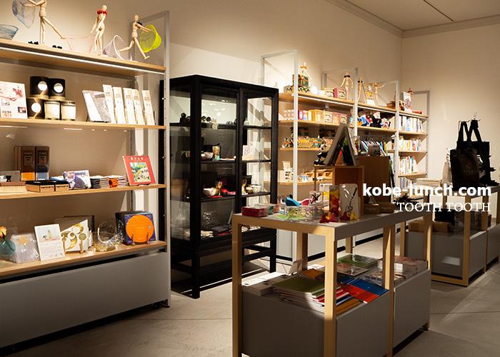 神戸市立博物館ミュージアムショップ