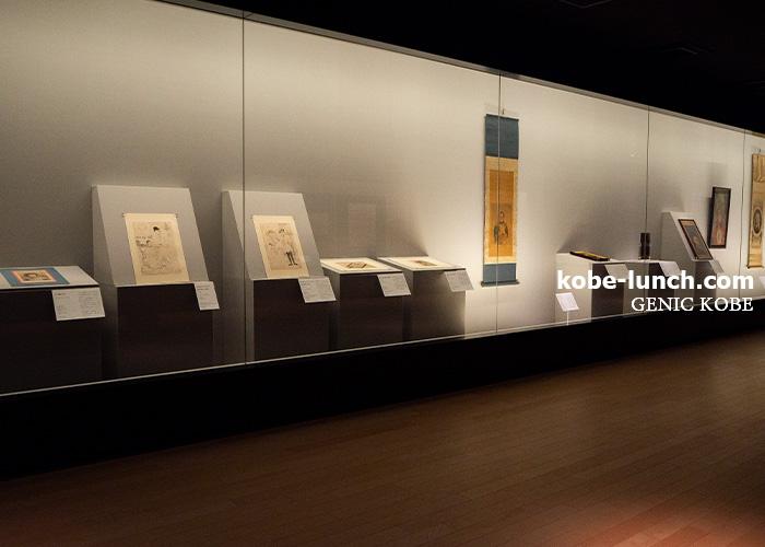 神戸市立博物館 リニューアルオープン コレクション展示室