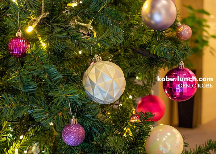 アナクラウンプラザホテル神戸クリスマスツリー