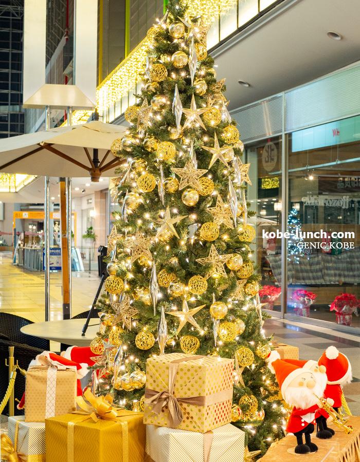 umie クリスマスツリー