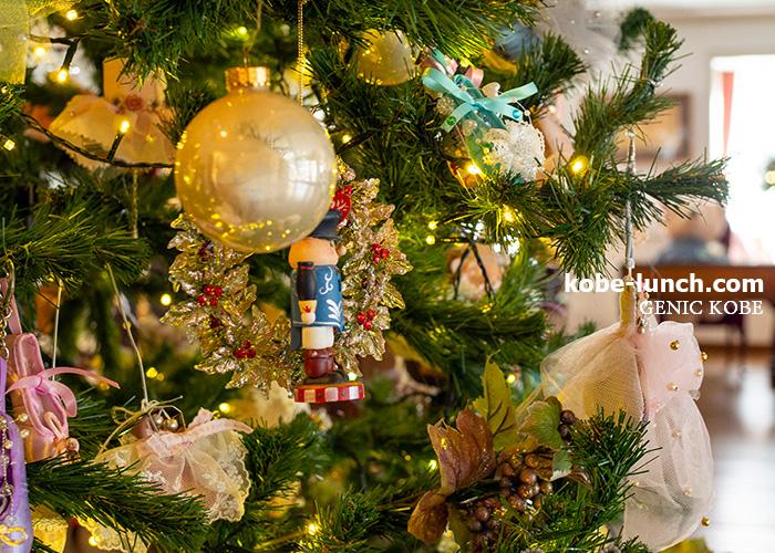 神戸北野ホテル クリスマスツリー