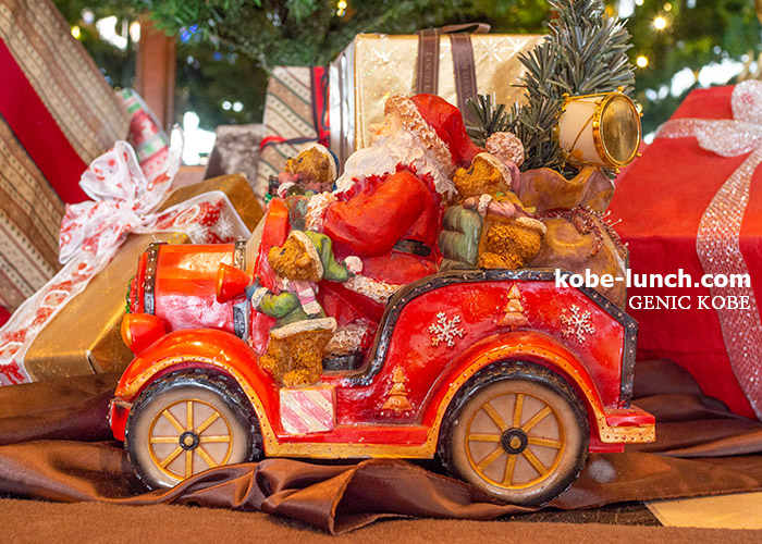 ウミエのクリスマスツリー