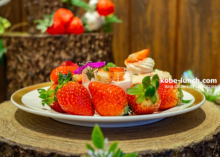 Strawberry fields by Thomas ~トーマスさんのいちご畑~