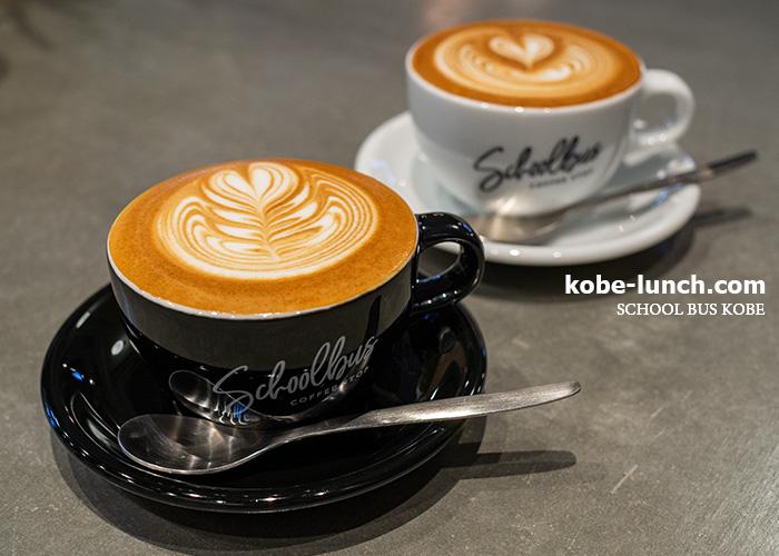 SCHOOL BUS COFFEE STOP神SCHOOL BUS COFFEE STOP神戸 ラテアート戸 ラテアート