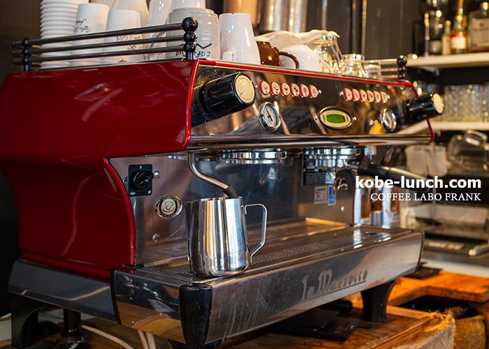 COFFEE labo frank