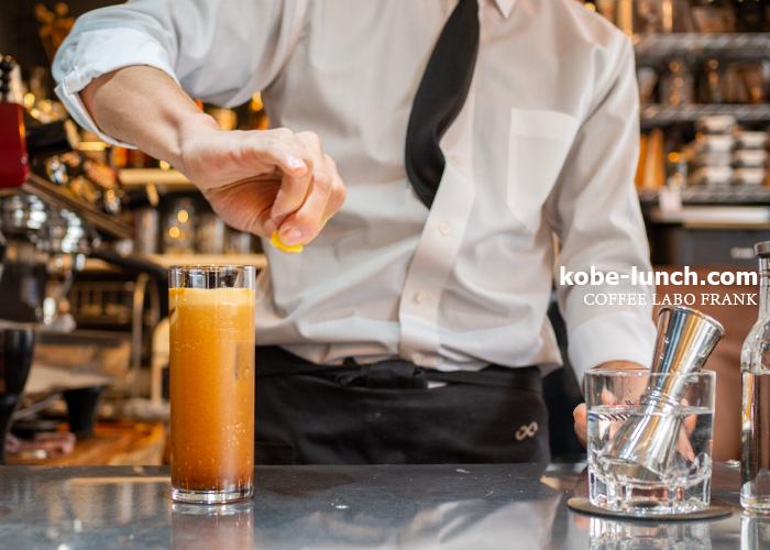 COFFEE labo frank 神戸