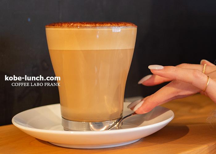 Coffee LABO frank 元町