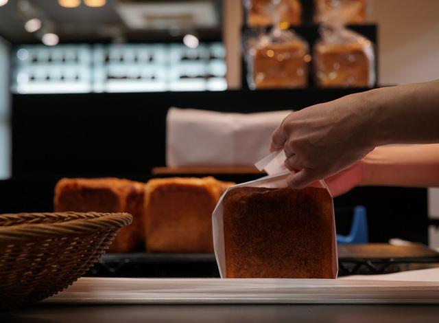 高級食パン専門店 いつかの馬鹿ップル 兵庫県豊岡