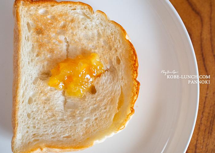 ぱんのき。食パン