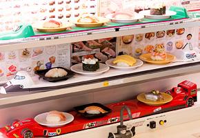 回転寿司 魚べい