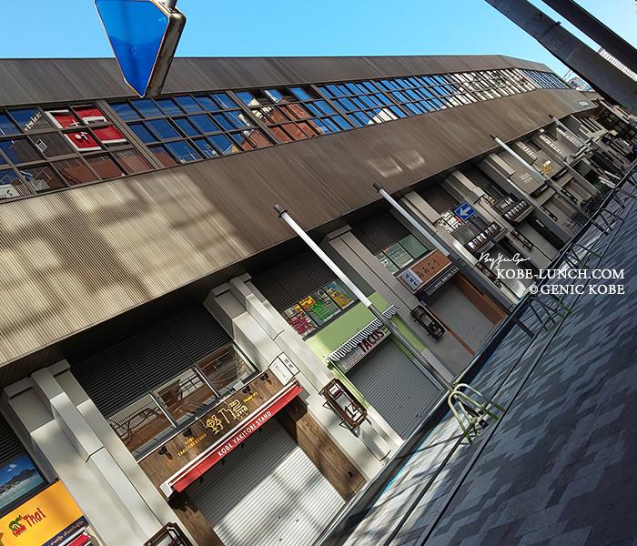 三宮エキゾ路面店